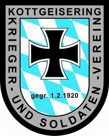 Logo des Krieger- und Soldatenvereins Kottgeisering