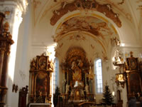 St. Rassokirche in Grafrath